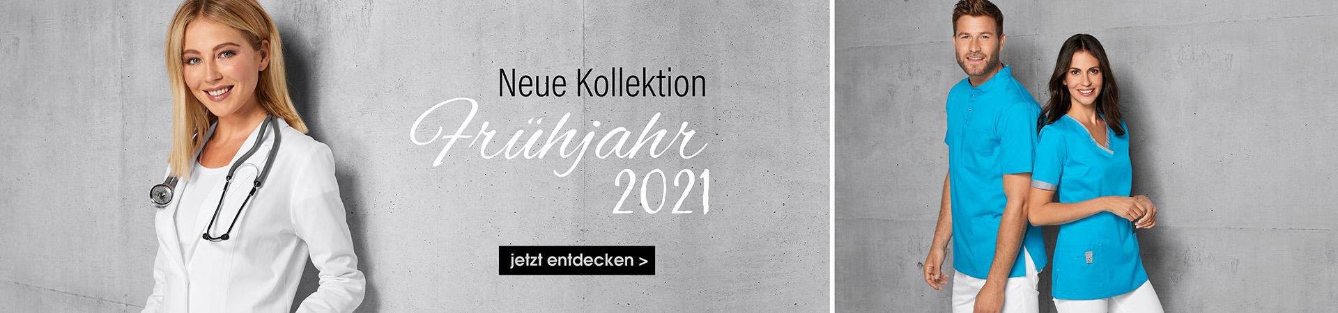 Neue Kollektion Frühjahr 2021