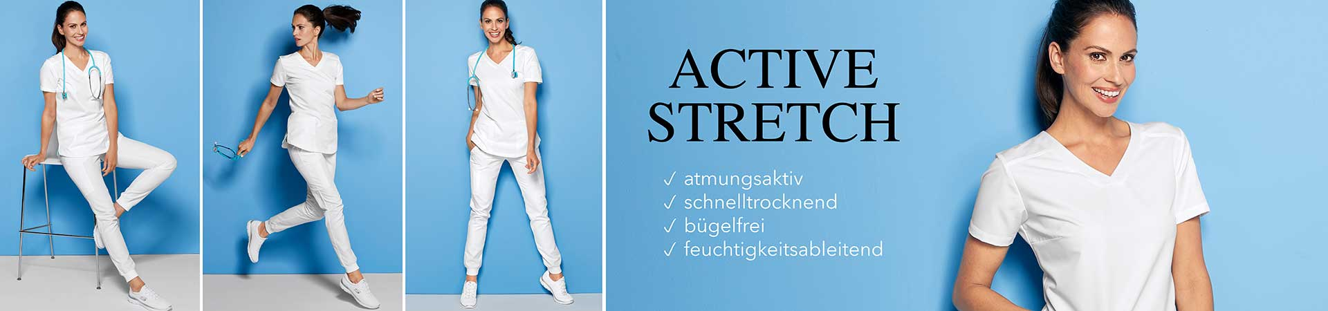 Teambekleidung Activestretch