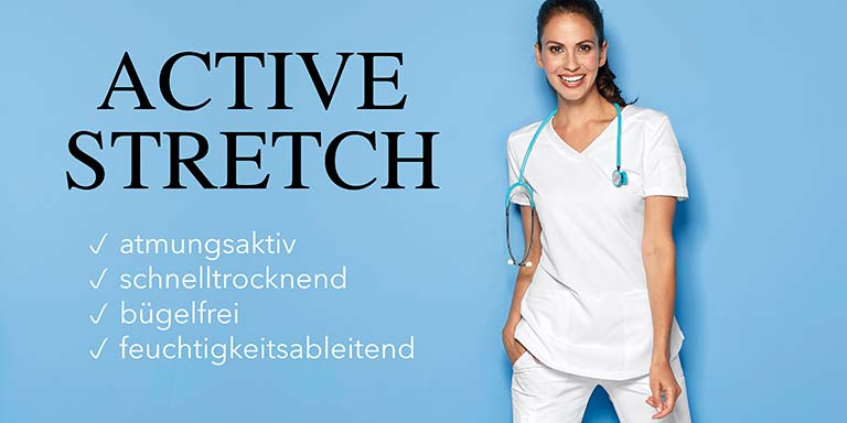 Teambekleidung Active-Stretch