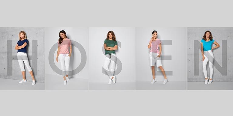 Berufsbekleidung - Damenhosen von 7days