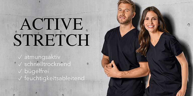 Teambekleidung - Active-Stretch