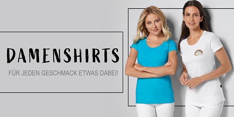 Berufsbekleidung - Damenshirts