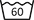 60°-Wäsche